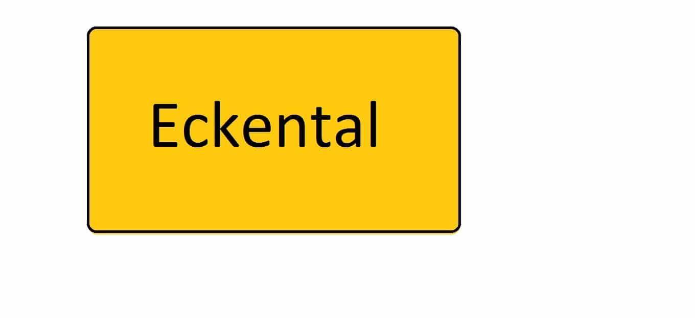 Ortseingang Eckental Schlüsselnotdienst