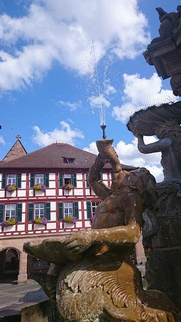 Schwabach Marktplatz