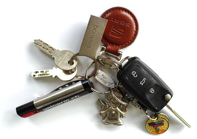 Schuh & Schlüsseldienst Eckental Schlüsselbund