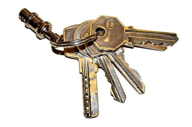 Neue Schlüssel -DAlessio Eckental
