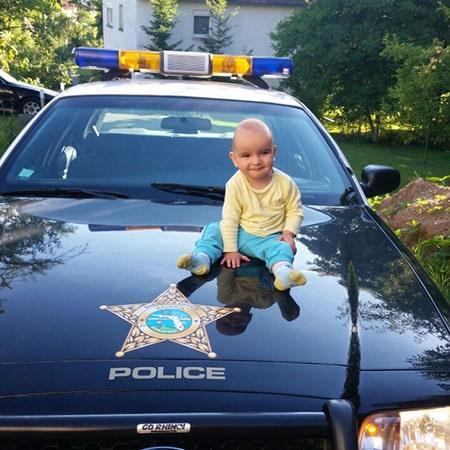 Policecar Schließanlage