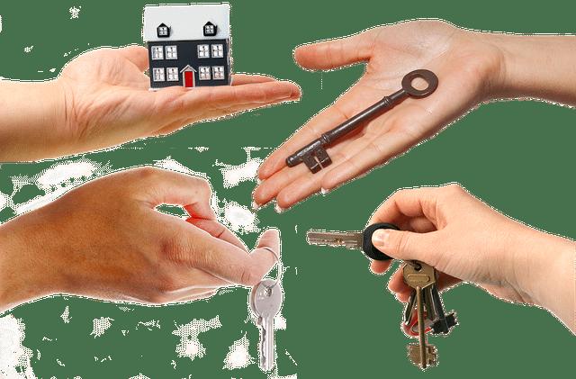 Ein Schlüssel sperrt alles im Haus