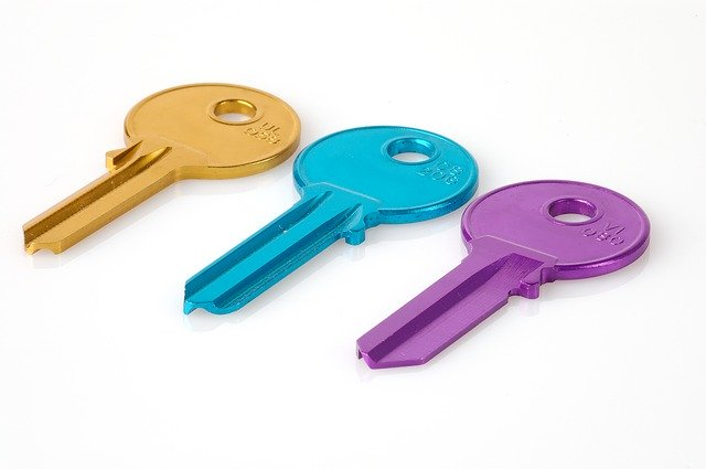 Schlüsselkopieen