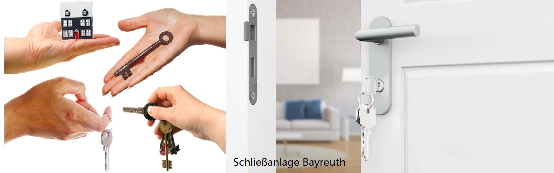 Schließanlage Bayreuth Schlüsselübergabe