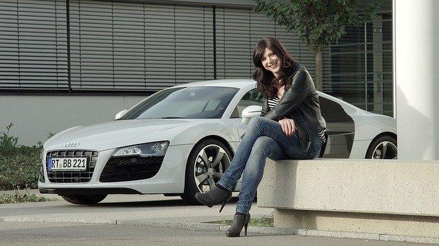 Audi Öffnung